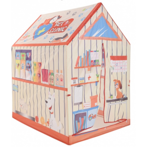 Free and Easy play tent veterinary clinic 102 cm white