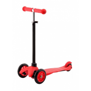 Johntoy Sports Active City kinderstep Junior Foot brakes Red