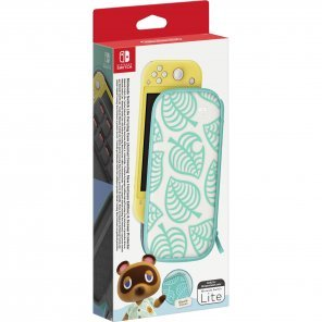 Nintendo Switch Lite Bag (Animal Crossing)&protection foil