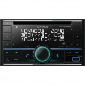 Kenwood DPX7200DAB incl. DAB-Antenne