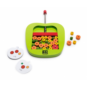 BS Toys skill game picking apples 64-piece