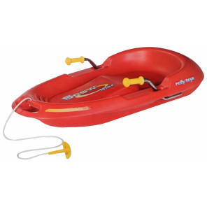 Rolly Toys sled RollySnow Max Junior Red