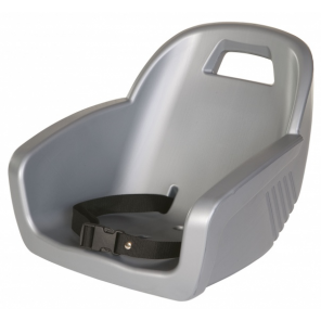 Rolly Toys child seat for RollySnow Cruiser gray