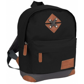Abbey Backpack Small Black 28 x 20 x 10 cm