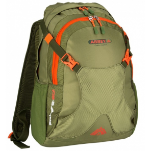 Abbey Outdoor Backpack Sphere 20L unisex green