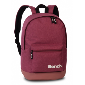 Bench backpack 42 x 31 cm polyester red
