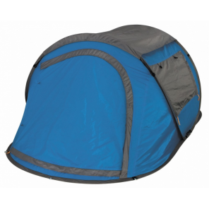 Eurotrail pop-up tent Packwood2-person polyester blue/grey