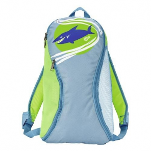 Beco backpack Sealifejunior 10 litres light blue/green