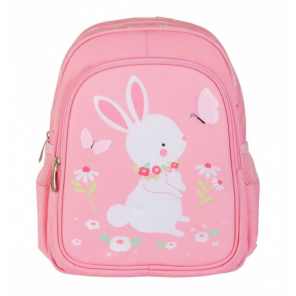 A Little Lovely Company backpack Rabbit girls 13 litres polyester pink