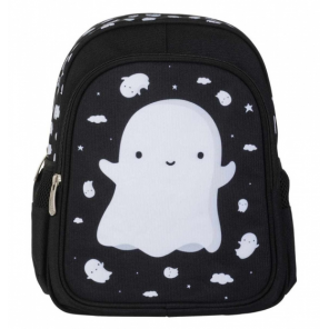 A Little Lovely Company backpack Ghost junior 13 liter polyester black