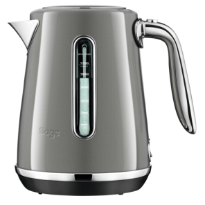 Sage Water Kettle Soft Top Luxe anthracite