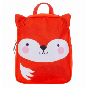 A Little Lovely Company backpack Vos junior 5.5 litre polyester orange