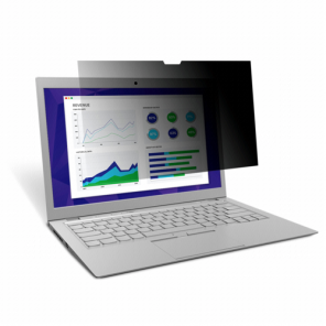 3M Privacy Filter PF123C3E f Touch-Laptop 12,3 full screen