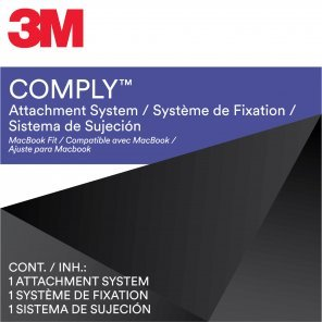3M COMPLY fastening system for MacBook COMPLYCS