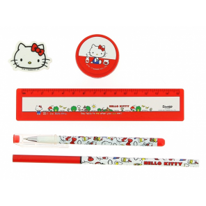 Blueprint Collections writing set Hello Kitty 5-piece