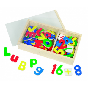 Goki Magnet Letters And Figures