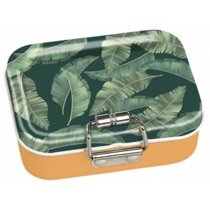 Moses mini-bureaubox leaves steel yellow/green 7-piece