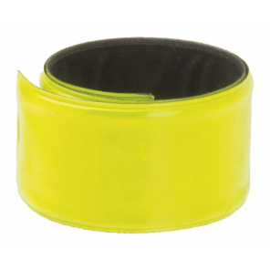 M-Wave Self retracting Reflector Tape Snap Wrap BY TWO Pieces