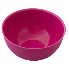Eurotrail bowl Eco24,5 cm polylactide red