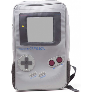 backpack Nintendo Game Boy12.5 litres grey