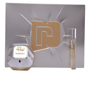 Paco Rabanne LADY MILLION LUCKY LOTE 2 pz <strong>Δώρο ένα πορτοφολάκι μεταλιζέ</strong>