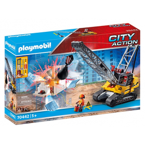 PLAYMOBIL City Action - Cable excavator (70442)