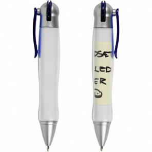Creotime promo ballpoint pens 10 pieces with custom paper