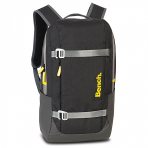 Bench backpack 18 x 29 x 48 cm polyester grey