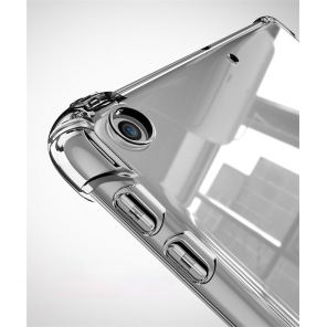 Ultra Clear Antishock Case Gel TPU Cover for Samsung Galaxy Tab A 10.1 2019 transparent