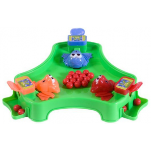 Clown Games Green frog Game