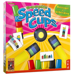 999 Games action game Stacky Speed Cups 6 players
