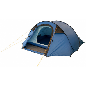 Eurotrail pop-up tent Spring 3 polyester 230 x 240 cm blue