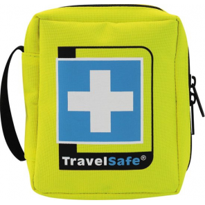 TravelSafe First aid kit Sterile plus 12 cm polyester yellow 31-piece
