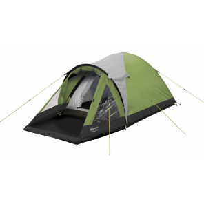Eurotrail dome tent Rocky 3 polyester 3-person green