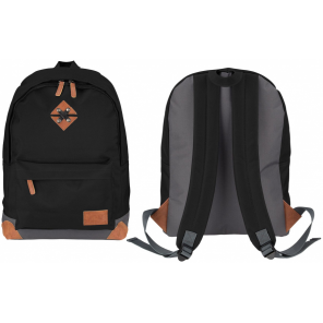 Abbey backpack Classic 42 x 30 x 16 cm polyester black 20 litres