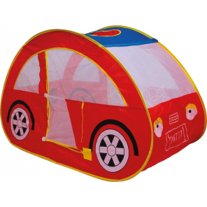 Small Foot play tent car red junior 130 cm
