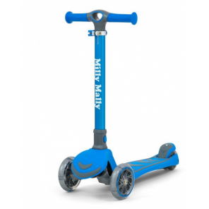 Milly Mally Step Junior Foot brakes Blue