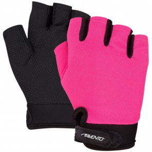 Avento Fitness Gloves Mesh pink size 9,5-11