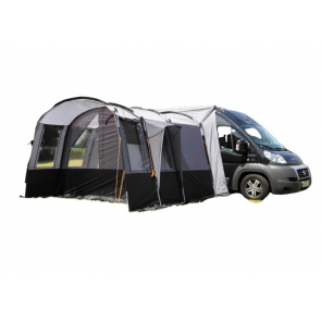Eurotrail bust Silverstonetent 2-person polyester/steel grey