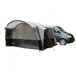 Eurotrail bust Bilbao Airtent 2-person polyester silver grey