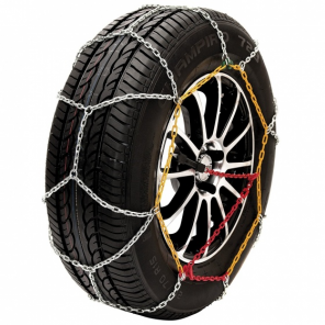 Husky snow chains Classic 80 (205/70-13 to 225/40-17) 9 mm 2 pcs