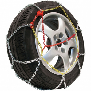 Carpoint snow chains KN-I-60 (175 / 75-13 to 195 / 45-16) 12mm 2 pcs