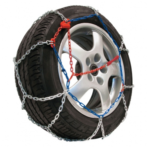 Carpoint snow chains RV-230 (215 / 75-14 to 225 / 55-17) 16 mm 2 pcs