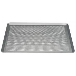 Patisse baking tray perforated 40 x 30 cm steel silver