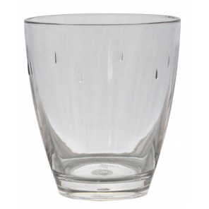 Eurotrail water glass 360 ml polycarbonate transparent 2