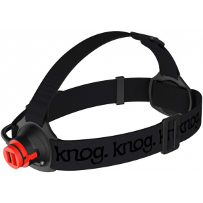 Knog pWR headtorch nylon black one-size fits all