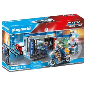 PLAYMOBIL City Action - Escape from prison (70568)