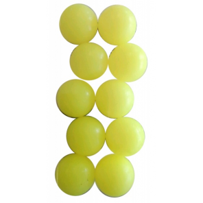 FAS table football 10 pieces yellow