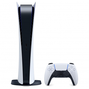 Sony PlayStation 5 825GB Digital Edition White <strong>Δώρο ένα Antistress Controller</strong>