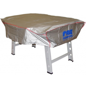 FAS table football cover polyester grey